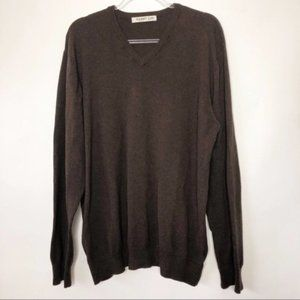 Old Navy | XXL | Men's Brown Pullover Sweater